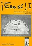 img - for Eso si!, Grammatische Zusatz bungen, Lektionen 21-40 book / textbook / text book