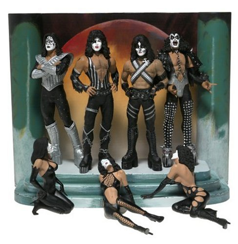 "Buy McFarlane Rock 'n Roll Series: KISS ""Love Gun"" Deluxe Boxed Edition"