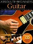 Absolute Beginners - Guitar: Book-CD...