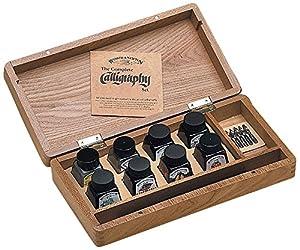 Winsor Newton Calligraphy Wooden Box Set