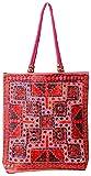 Craftshraft Women's Shoulder Bag (craft-57, Pink)