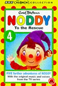 What Colour Is Noddy S Shoes