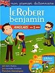 Le Robert benjamin anglais dictionnai...