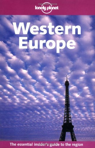 Lonely Planet Western Europe, Sixth Edition