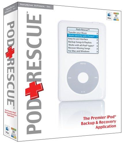 PD+Rescue for iPod Win/Mac