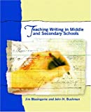 img - for Teaching Writing in Middle and Secondary Schools book / textbook / text book