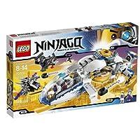 LEGO Ninjago 70724 NinjaCopter Toy from LEGO Ninjago
