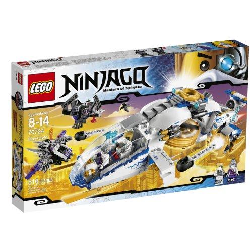 LEGO Ninjago 70724 NinjaCopter Toy (Zane Ninja Glider compare prices)