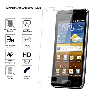 Qualitas Tempered Glass for Lava Iris Atom 2 + Qualitas 15000 mAh Portable Power Bank