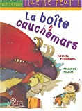 echange, troc Michel Piquemal - La boîte à cauchemars