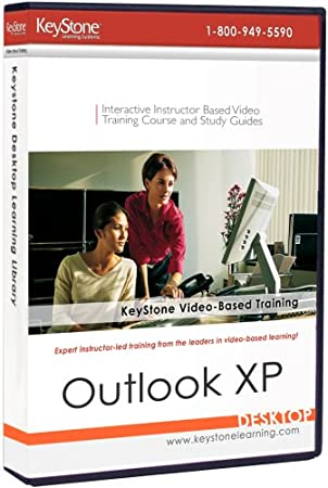 Microsoft Outlook XP Essentials Beginner/Intermediate/Advanced Instructor-based Video Training