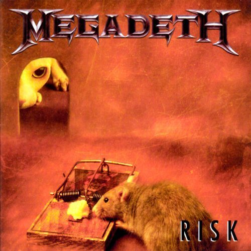 Risk by Megadeth Extra tracks, Original recording remastered edition (2004) Audio CD by Megadeth