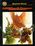 Monstrous Manual (Advanced Dungeons and Dragons 2nd Edition, Accessory/2140)