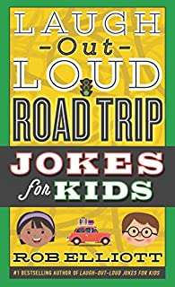 Book Cover: Laugh-Out-Loud Road Trip Jokes for Kids