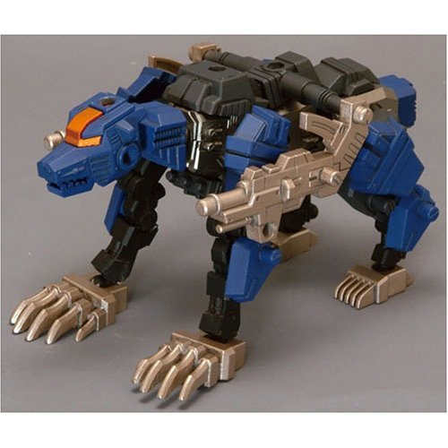 Zoids Neo Blox NBZ 02 Hard Bear Model Kit 1/72 Scale - 1