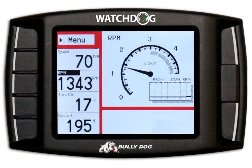 Bully Dog 40402 Watch Dog Black Economy Monitor