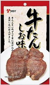 ヤガイ 牛たんしお味 22g