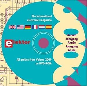 DVD-Elektor 2009: Alle Artikel von 2009 auf DVD-ROM