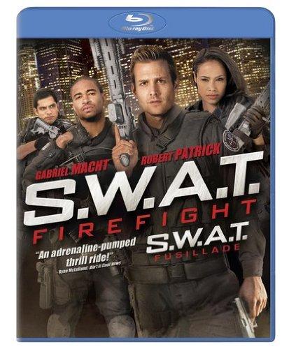 S.W.a.T. Firefight [Blu-ray] [Import]