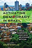 Activating Democracy in Brazil: Popular Participation, Social Justice, and Interlocking Institutions (ND Kellogg Inst Int'l Studies)