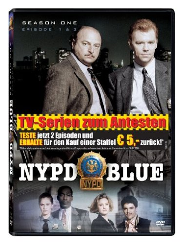 NYPD Blue - Season One, Episode 1 & 2