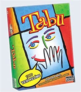 Tabu Oyunu (Taboo Game)