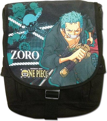 Borsa a tracolla, motivo: One Piece, Zoro ge82495 motivo ufficiale