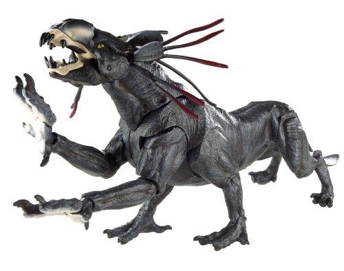 Picture of Mattel Avatar Na'vi Thanator Creature Figure (B002LE8KRS) (Mattel Action Figures)