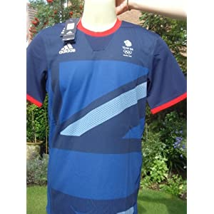 team gb on sale adidas london 2012 team gb tennis tshirt