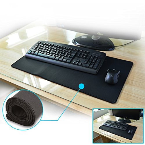 new mouse pad how to get rid of smell