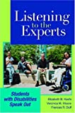 img - for Listening to the Experts: Students With Disabilities Speak Out book / textbook / text book