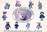 The Teddy Bear Lover's Postcard Book (0894716468) by Menten, Theodore