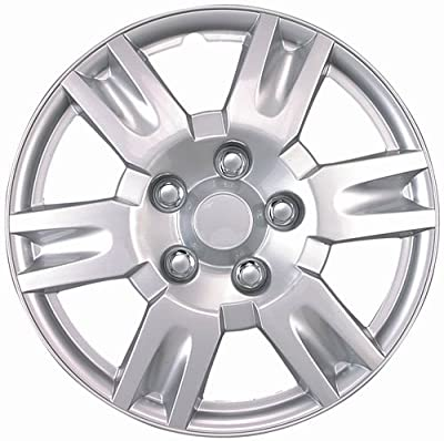 "Drive Accessories KT-999-16S/L, Nissan Altima, 16"" Silver Replica Wheel Cover, (Set of 4)"