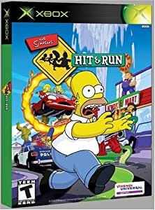 Amazon com simpsons hit and run xbox artist not provided video