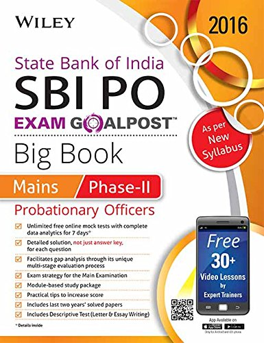 wileys-state-bank-of-india-probationary-officer-sbi-po-exam-goalpost-big-book-mains-phase-ii