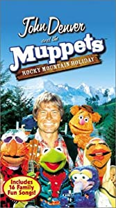 John Denver And The Muppets - Rocky Mountain Holiday Vhs from Sony Pictures