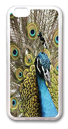 Apple Accessories The Beautiful Proud As A Peacock Special Design Cell Phone Cases Covers For Iphone 6 No.23