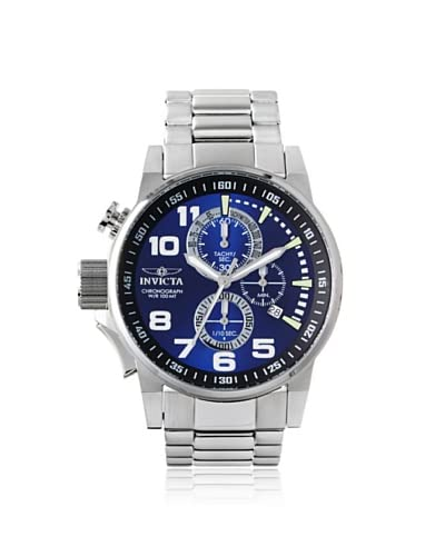 Invicta Men's 14957 I-Force Blue Stainless Steel Lefty Watch