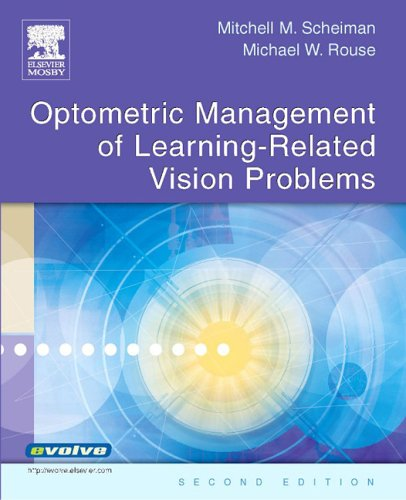 Optometric Management of Learning Related Vision...