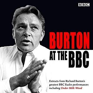 Burton at the BBC Radio/TV Program