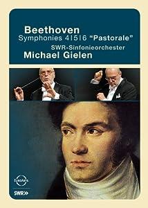 Symphonies 4 5 6: Pastorale [DVD] [Import]