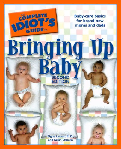 The Complete Idiot'S Guide To Bringing Up Baby, 2E front-21928