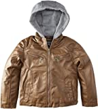 Urban Republic Big Boys' 4 Pocket Hoody by Leather Factory Outlet