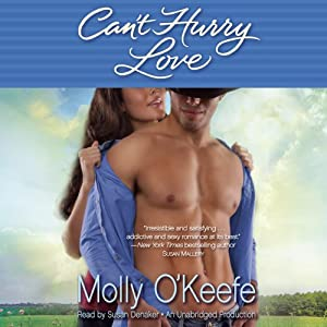 Can't Hurry Love | [Molly O'Keefe]
