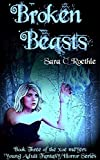 Broken Beasts (Xoe Meyers Young Adult Fantasy/Horror Series Book 3)