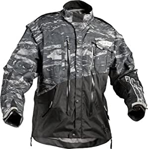Fly Racing Patrol Jacket - Camouflage/Black - Large - 366-689L