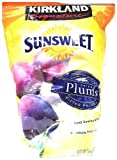 Signatures Dried Plums Pitted Prunes, 3.5 Pounds