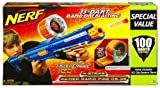 Nerf Raider Rapid Fire CS-35 Dart Blaster Value Pack:  One of the Top Christmas Toy