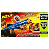 Nerf Raider Rapid Fire CS-35 Dart Blaster Value Pack ~ Hasbro