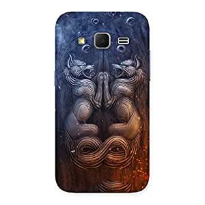 Stylish Guardians Of Hell Back Case Cover for Galaxy Core Prime